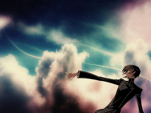 Anime wallpaper entitled Code Geass