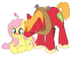 Cutest пони couple!