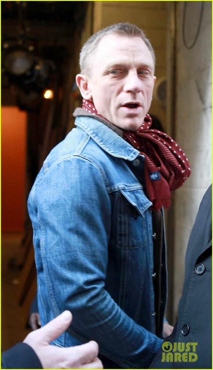 Daniel Craig: 'Today' Interview with Matt Lauer!