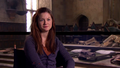 Deathly Hallows Interview - Bonnie Wright - ginevra-ginny-weasley screencap