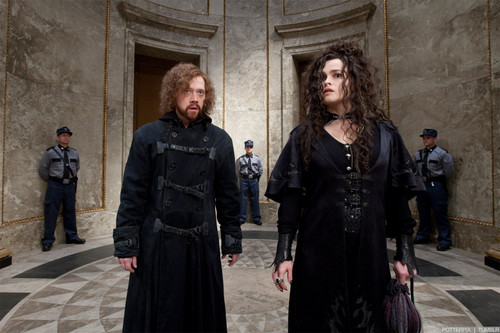 Deathly Hallows Part 2 Movie Stills