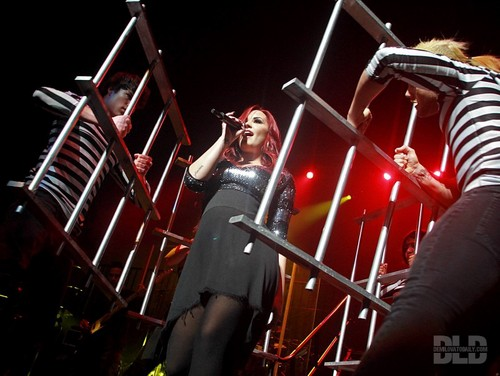 Demi Lovato Concert in Puerto Rico (December 16, 2011)