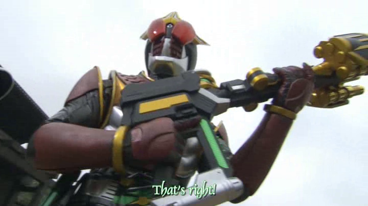 Masked rider den o the movie final countdown 2 5 - When does