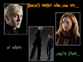 Doesn't matter who you are... - dramione wallpaper