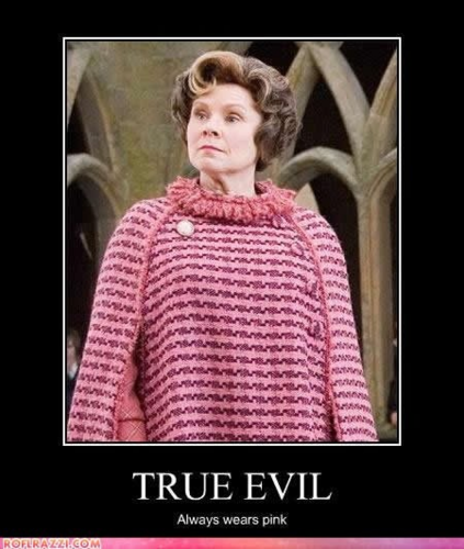 Harry Potter hình nền entitled Dolores Umbridge