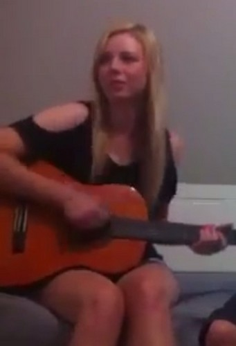 EMINEMS DAUGHTER HAILIE JADE SCOTT MATHERS - NEW 2011