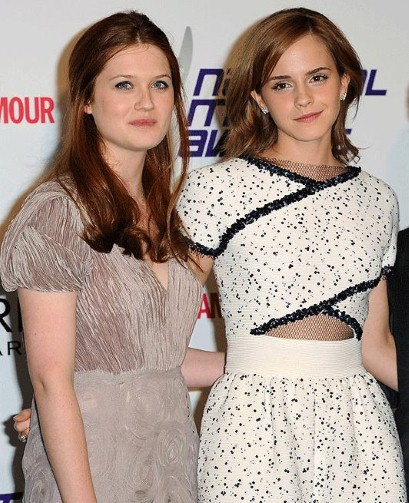 D Harry Actrices Emma And Fond Bonnie Watson Wright Potter Images 4vqw4B1