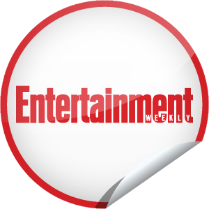 Entertainment Weekly sticker