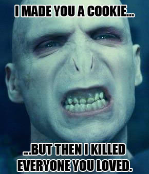 Epic Voldemort Funnies!