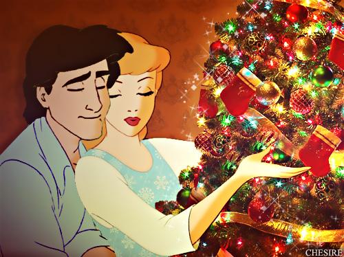 Eric & Cinderella's natal pohon