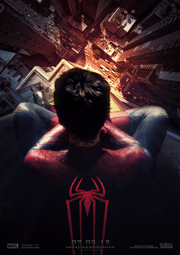 The Amazing Spider Man2012 Wallpaper Probably Containing A Drawing Room
