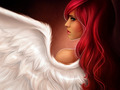 For a beautiful angel - flaming-wave666 photo
