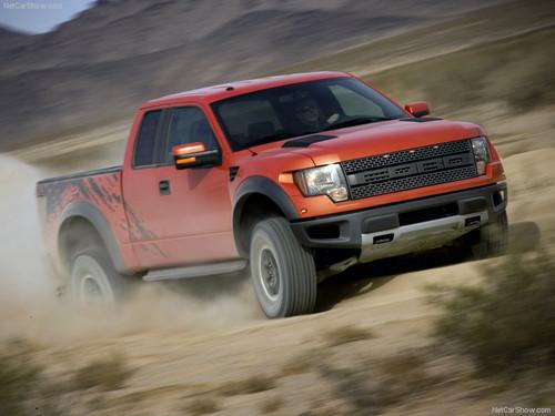 Ford SVT Raptor ;D