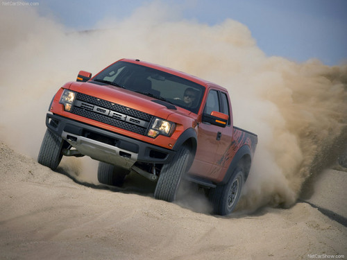 Ford SVT Raptor ;D
