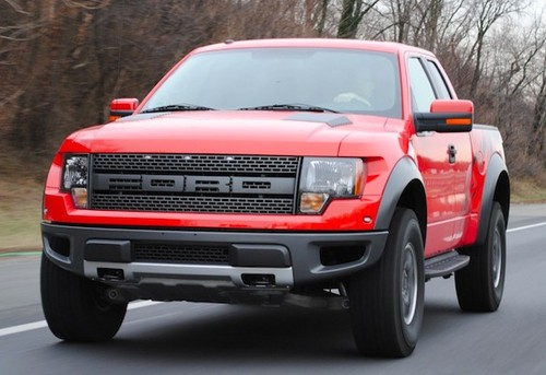 Ford SVT Raptor ;) - ford Photo