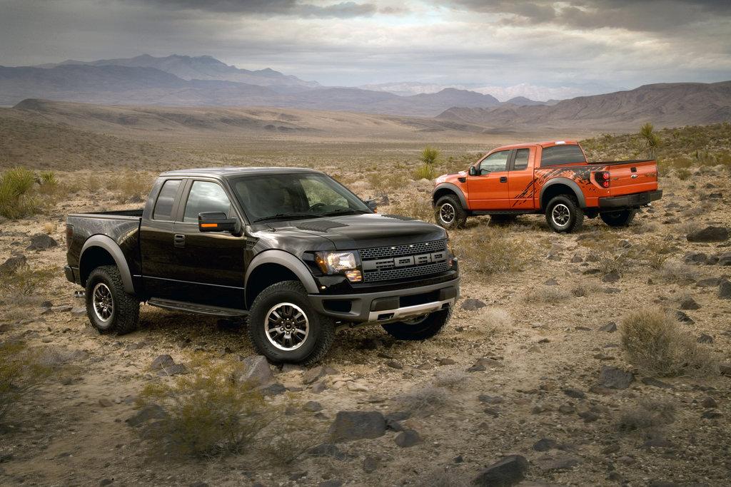 Ford Ford SVT Raptor ;)