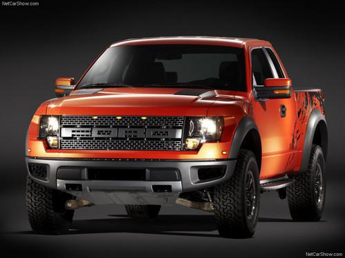 Ford SVT Raptor ;]