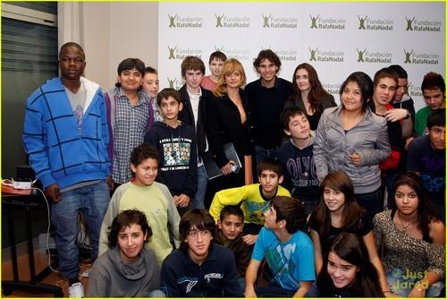 Freddie Highmore: Juntos Por La Integracion Gala