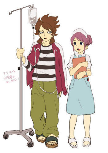 Fuyuka and Fudou