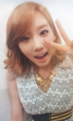 "Girls' Generation Taeyeon ""The Boys"" Mr. Taxi Ver Photocardsyeon"