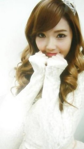 "Girls' Generation Jessica ""The Boys"" Mr. Taxi Ver Photocard"