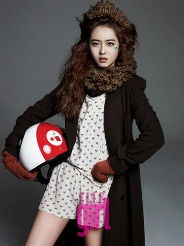 Go Ara for Elle Girl Magazine