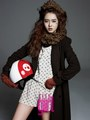Go Ara for Elle Girl Magazine - kpop photo