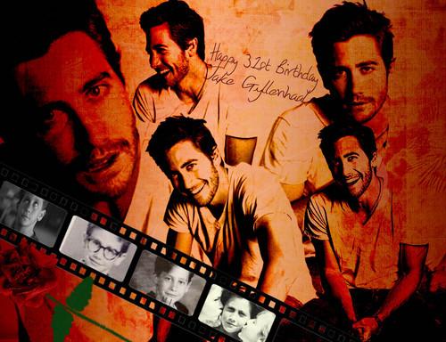 Happy 31st Birthday Jake Gyllenhaal