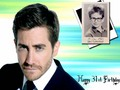 Happy 31st Birthday Jake Gyllenhaal - jake-gyllenhaal fan art