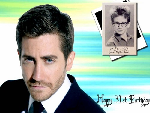 Happy 31st Birthday Jake Gyllenhaal
