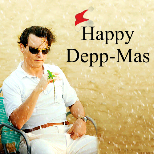 Happy Depp-Mas :)