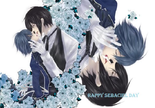 kuroshitsuji images happy sebaciel day wallpaper and