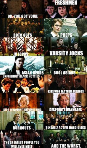 Harry Potter Vs. Twilight wallpaper titled Harry Potter Funny