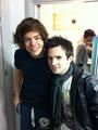 Harry and Matt Lonsdale x