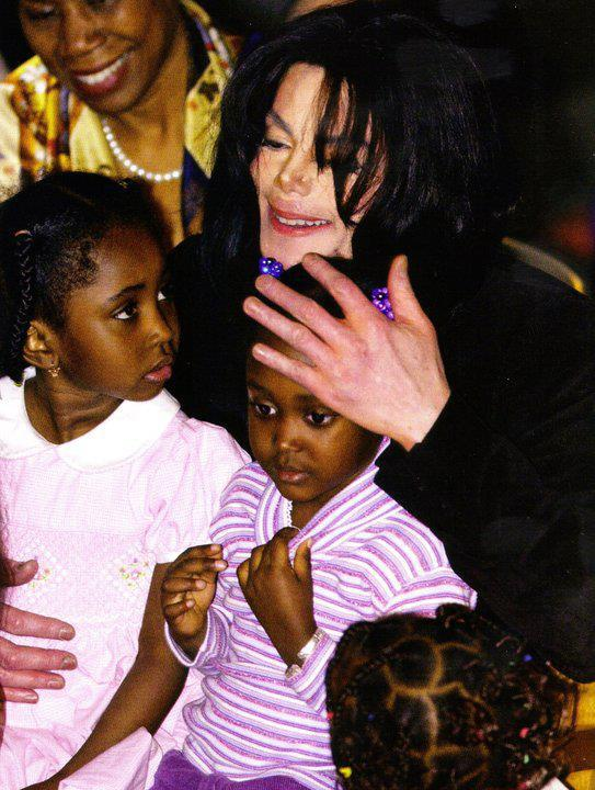 Heal the World M.J..♥