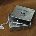 Herondale box with dagger