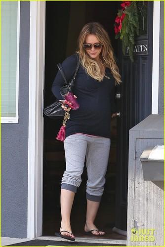 Hilary Duff: Update on Lola!