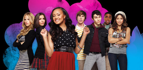 Nickelodeon images How to Rock Cast wallpaper and background photos