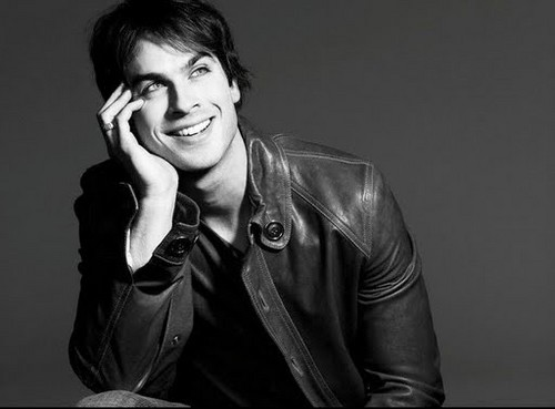 Celebrity Contests wallpaper probably with a business suit entitled Ian Somerhalder