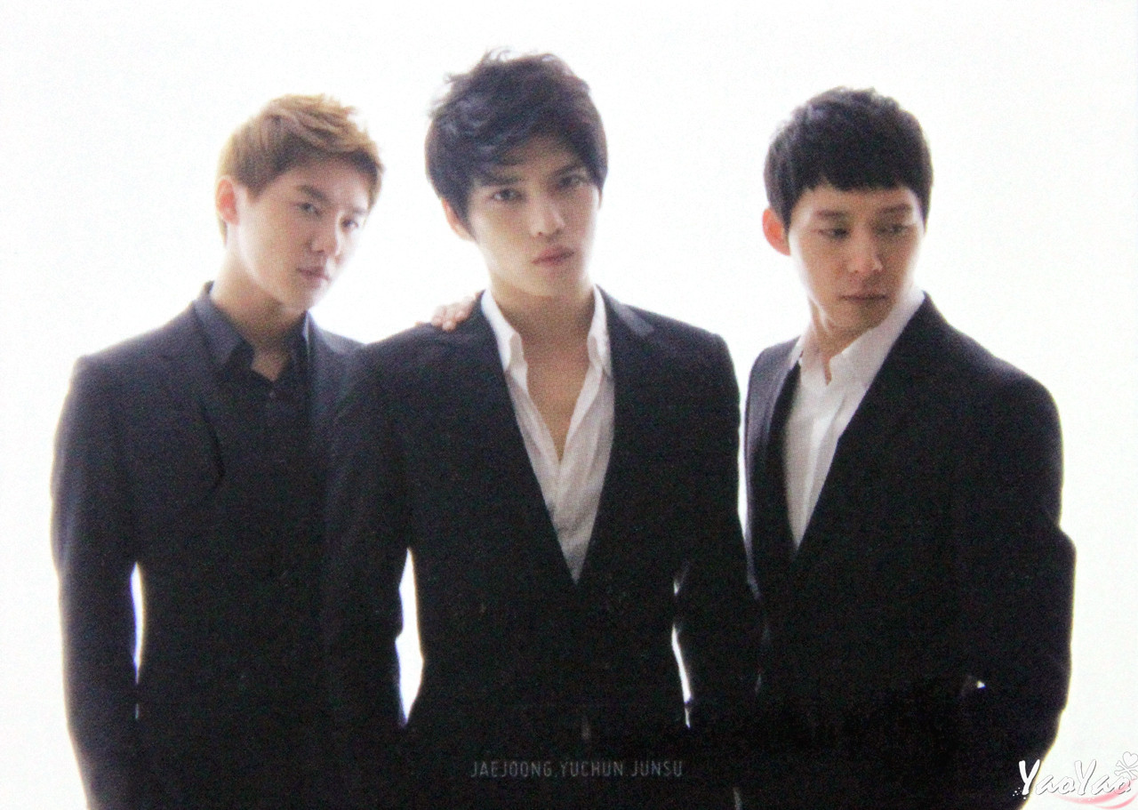 JYJ Collection Card