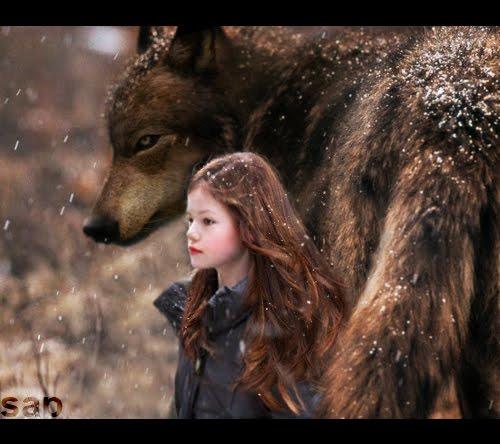 Jacob & Renesmee - Jacob Black and Renesmee Cullen Photo ...