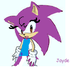 Jayde the hedghog - sonic-girl-fan-characters icon