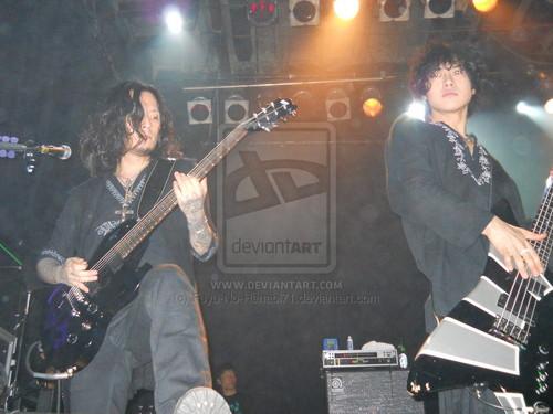 Kaoru and Toshiya