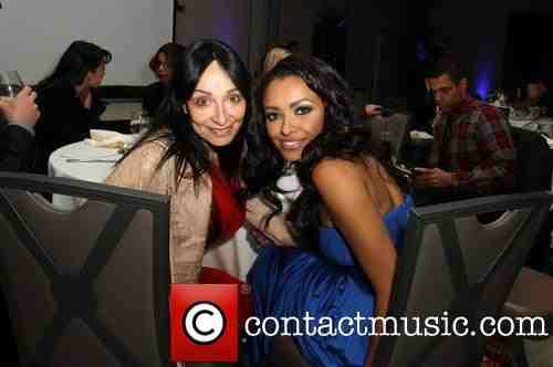 Kat Graham and her mother Natasha