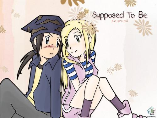 Kouzumi - Supposed To Be