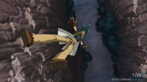 Kyoya falling