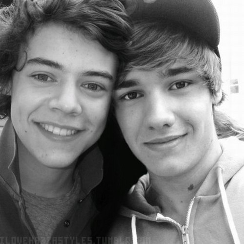 Liam and Harry <3