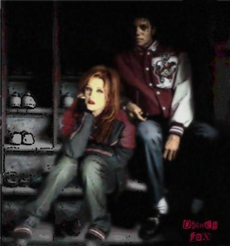 Lisa & Michael ( rare)
