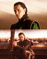 Loki - thor-2011 fan art