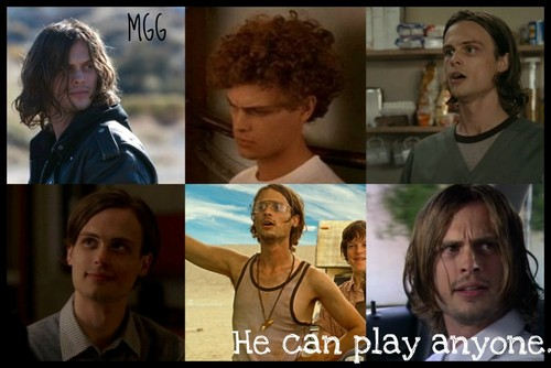 MGG Characters